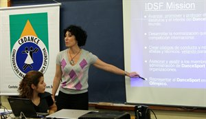 IDSF Membership Commission in Brazil
