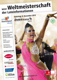 2012 World Formation Latin Bremen, GER