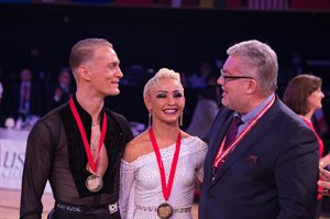 Harri Syväsalmi Meets DanceSport Again © Roland