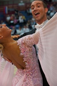 Bjoern Bitsch and Ashli Williamson, DEN © Roland
