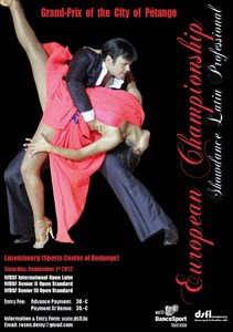 PD European Championship Showdance Latin