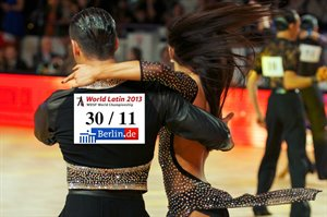 2013 World Latin Berlin © Roland
