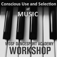 WDSF Academy Workshop
