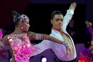 2012 World Youth Latin © Roland