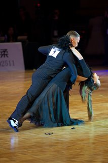 2013 World Showdance STD © Roland
