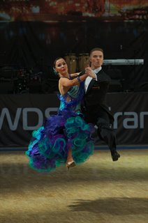WDSF Grand Slam Standard St Petersburg, RUS