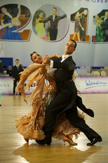2011 WDSF World Standard Moscow