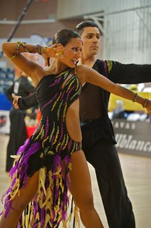 Cambrils International Open Latin © Roland