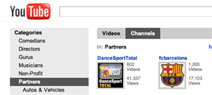 DanceSport Total on 13/09/2011