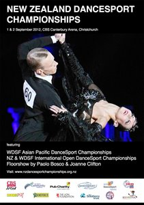 DanceSport New Zealand
