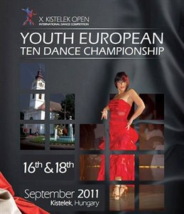2011 WDSF European Youth Ten Dance