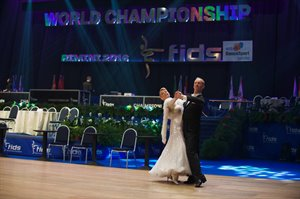 2016 World Senior III STD © Roland