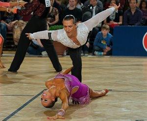 2012 World Latin © Roland