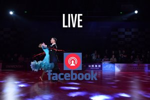 Facebook Live by WDSF DanceSport