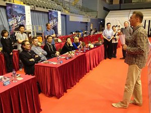 Adjudicators' Briefing Hong Kong