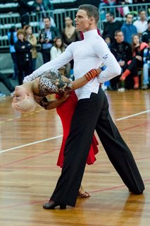 2013 WDSF World Open Latin Apolo Gaia, POR © Bruno Prekatado