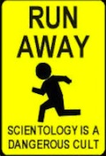 No scientology!