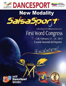 First Salsa Congress