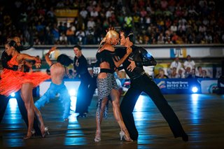 DanceSport 27 and 28 July © COLDEPORTES