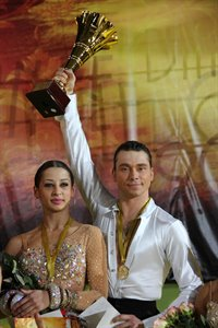 2012 WDSF PD Super Grand Prix Latin