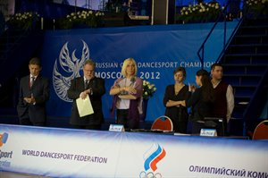 Russian Open Championships