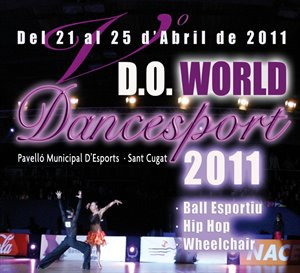 Live from World DanceSport in Sant Cugat
