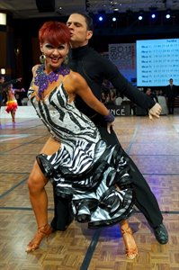 2011 WDSF World Latin Round 1 © Roland