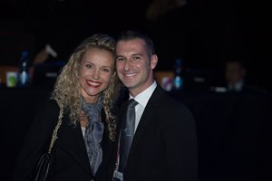 Edita Daniute and Paolo Bosco © Roland