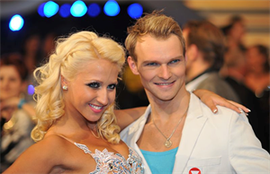 Vadim Garbuzov and Kathrin Menzinger