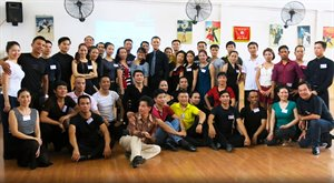 Vietnam Training Course 2014