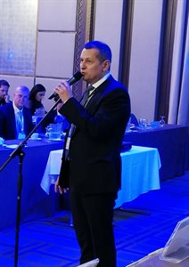 Mr Nenad Jeftic elected as the WDSF Vice President for Sports