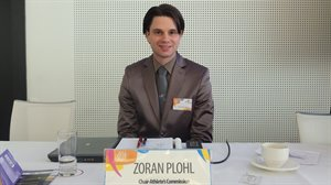 Zoran Plohl, Athletes' Commission Chair