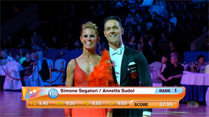 2018 WDSF PD World Cup STD