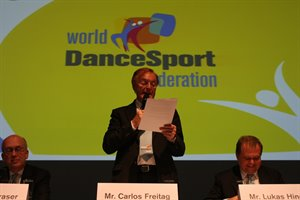 WDSF AGM Luxembourg