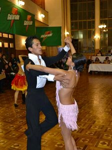 DanceSport in Bolivia