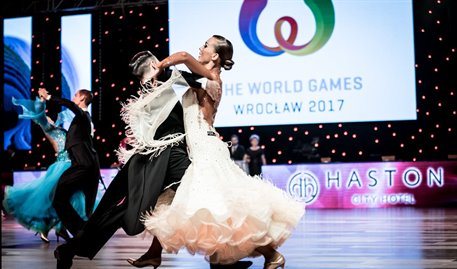 The World Games 2017 © WOC