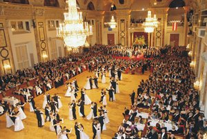 Vienna Imperial Ball