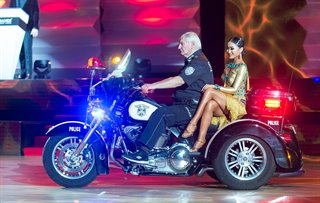 WDSF PD SGP LAT Ostrava - Transfer by Harley