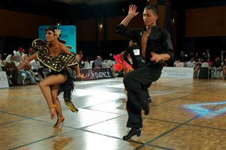 2011 WDSF World Latin Round 1