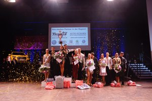 German Championship Latin © Heks