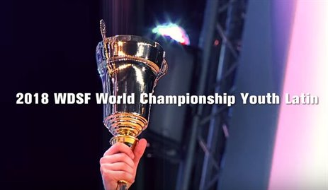 2018 World Championship Youth Latin