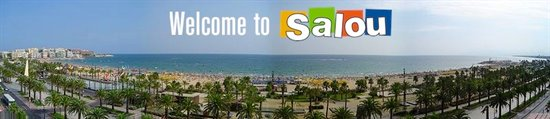 Welcome to Salou