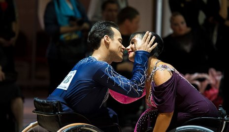 Wheelchair DanceSport © IPC Wheelchair DanceSport