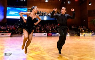 2019 WDSF PD Super GrandPrix Latin Stuttgart final | © Egli