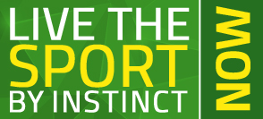 Live the sport by instinct!