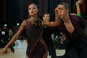 2012 World Latin in Vienna, AUT © Roland