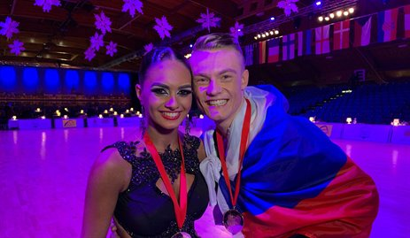 Egor Kulikov - Maria Goroshko, RUS, 2018 World Youth Latin