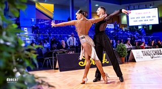 2019 WDSF World Championship Youth Latin | © Egli