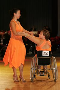 Wheelchair DanceSport @ Rob Ronda