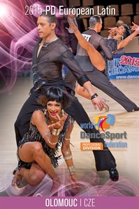 2015 PD European Latin in Olomouc, CZE